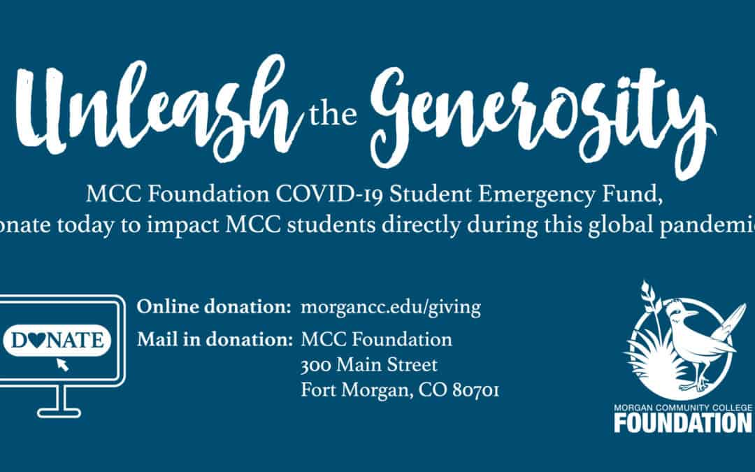 MCC Foundation Launches Emergency Student Fund Campaign